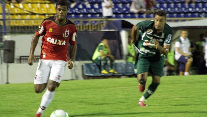 Auremir Paraná Clube Icasa (Foto: Site oficial do Paraná/Douglas Trevisan)