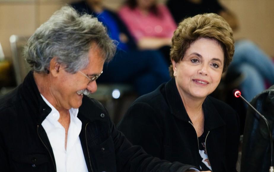 Câmara do DF aprova título de 'cidadã honorária de Brasília' a Dilma Rousseff