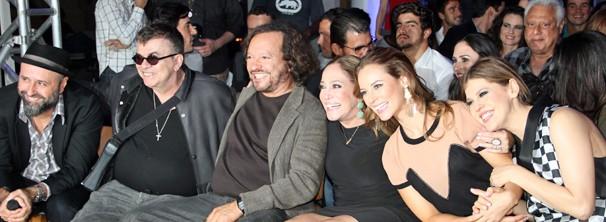 equipe (Foto: Foto: Nathalia Fernades/ TV Globo)
