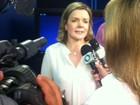 Ministra Gleisi diz que Fruet está preparado para a gestão da cidade