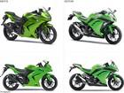 Kawasaki Ninja 250 ganha nova geração; veja o antes e depois