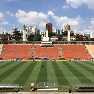 Palmeiras x Corinthians Pacaembu (Foto: Rodrigo Faber)