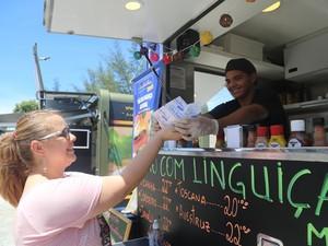 Resultado de imagem para food trucks Riacho Fundo II