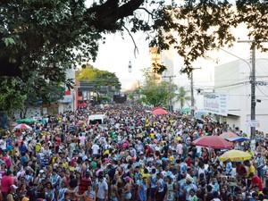 Banda do Vai Quem Quer RO (Foto: Ana Luiza Moreira/ Rede Amazônica)