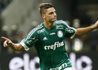 Palmeiras Inter Andrei Girotto (Foto: Ag Estado)