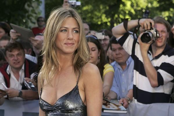 Jennifer Aniston em 2006. Praticamente não mudou nada de lá para cá (Foto: Getty Images)