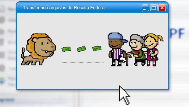 Campanha Imposto de Renda (Foto: Divulgação/ RPC TV)
