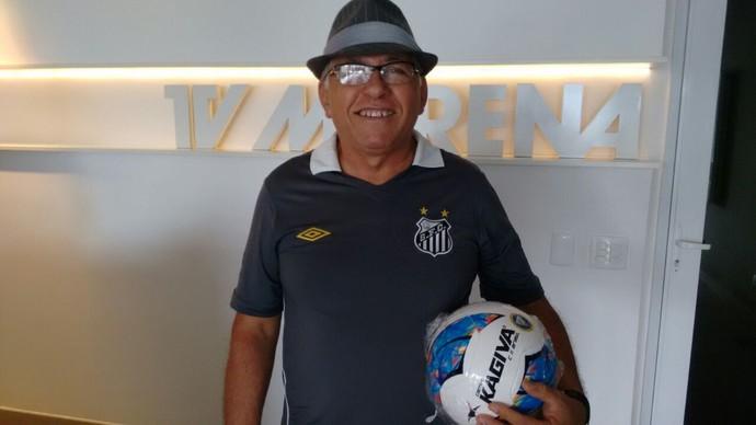 Carlos Augusto Foucault de Oliveira, de Campo Grande (Foto: Reprodução/TV Morena)
