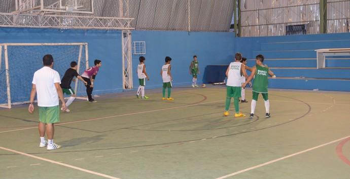 benfica futsal, benfica joão pessoa, benfica (Foto: Lucas Barros / GloboEsporte.com/pb)