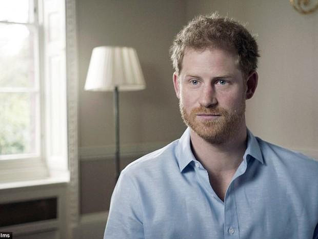 Príncipe Harry (Foto: Reprodução/BBC)