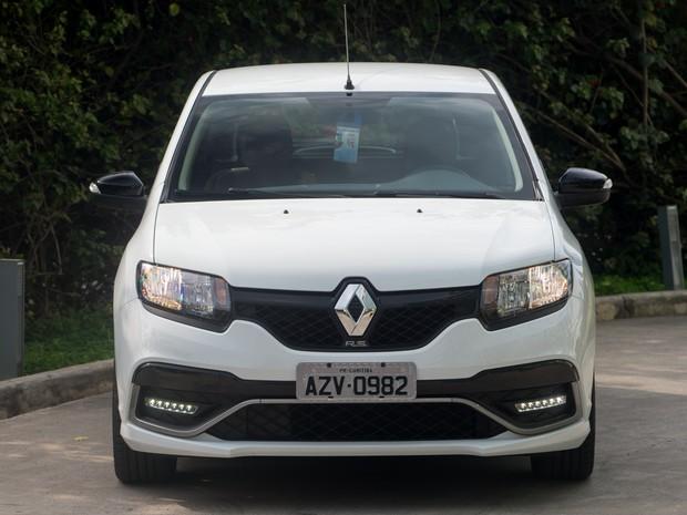 Renault Sandero R.S. (Foto: Flavio Moraes / G1)