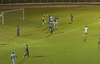 Ji-Paraná empata com Rondoniense em casa em 1 a 1 e quer ir além