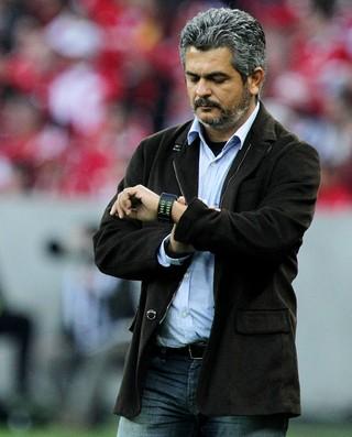 Ney Franco Flamengo e Internacional Beira-Rio (Foto: Luiz Munhoz / Agência Estado)