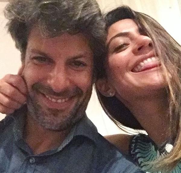 Carol Castro e o namorado (Foto: Reprodução/Instagram)