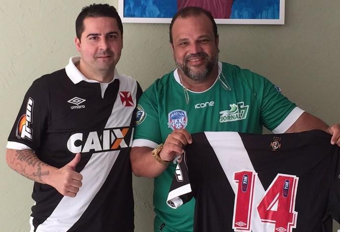 Vander Carioca Vasco futebol 7 (Foto: Sidnei Parraro/Divulgação)