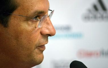 Régis Angeli, coordenador de futebol do Botafogo-SP (Foto: Cleber Akamine)