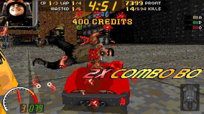 Carmageddon foi um dos jogos mais proibidos ao redor do mundo devido a sua violência (Foto: Reprodução/Old PC Gaming)