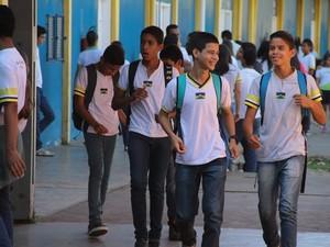 Alunos de 10 escolas públicas estaduais passarão a ter aulas em tempo integral em Rondônia (Foto: Admilson Knightz/Secom/RO)