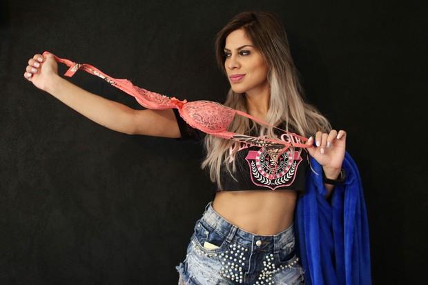 Ex-BBB Vanessa Mesquita (Foto: Iwi Onodera / EGO)