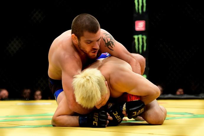 Jim Miller, Takanori Gomi, UFC 200, MMA (Foto: Getty Images)