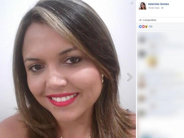 Empresário foi morto ao abrir portão da casa do namorado em MT (Foto: Reprodução/Facebook)
