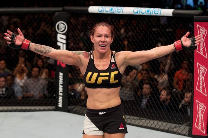 Cris Cyborg UFC Brasília (Foto: Getty Images)