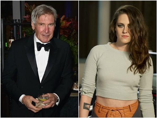 Harrison Ford e Kristen Stewart  (Foto: Getty Images)