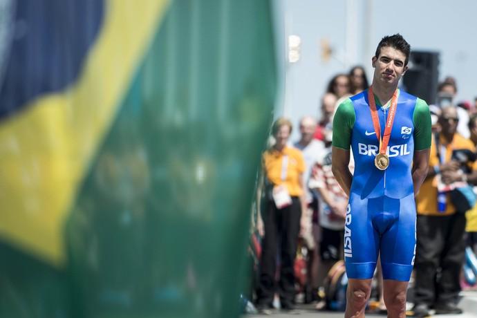 a991c5428 ciclismo Lauro Chaman Toronto Parapan (Foto  Daniel Zappe MPIX CPB) Lauro  Chaman conquistou a medalha ...