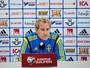 """Técnico sueco lamenta clássico com Dinamarca: """"Pior sorteio possível"""""""