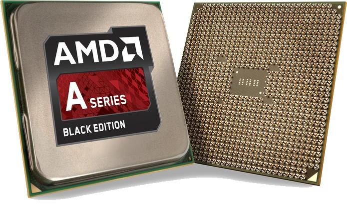 APUs mais parrudas, assim como os Skylake da Intel, podem ser bons substitutos para placas de vídeo até o orçamento melhorar (Foto: Divulgação/AMD)