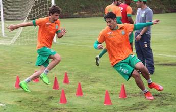 Curtinha: com lesão na coxa, Gimenez desfalca time da Chape contra o Avaí