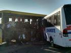 Acidente entre ônibus e micro-ônibus deixa três mortos e oito feridos no CE