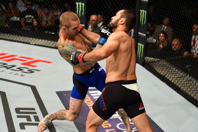 Eddie Wineland x Frankie Saenz UFC Chicago (Foto: Getty Images)