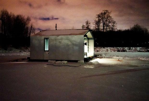 Estúdio russo cria Tiny House para climas extremos (Foto: Divulgação)
