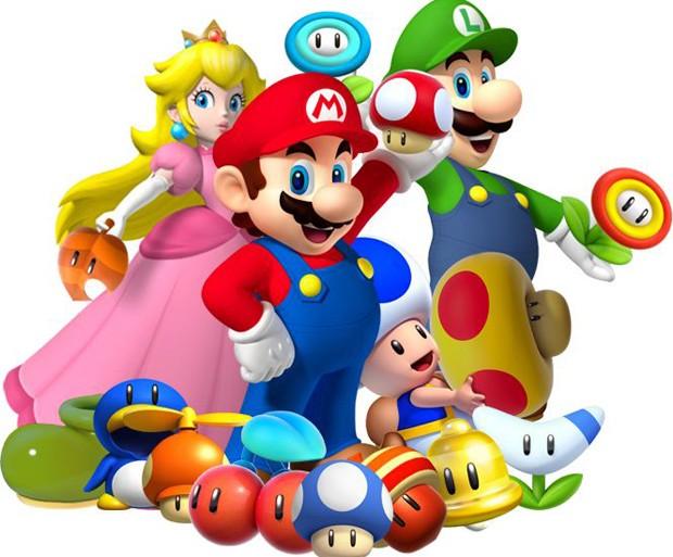 Mario Bros. e sua turma devem ganhar animação (Foto: Divulgação)