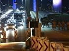 Veja a repercussão da tentativa de golpe militar na Turquia