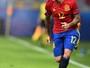 Terça com semis da Euro sub-21, Série B e vôlei masculino no Canal Campeão