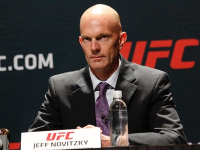 Jeff Novitzky UFC (Foto: Evelyn Rodrigues)