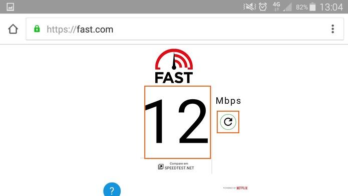 O Fast pode ser usado no celular, tablet, computador e navegador da Smart TV (Foto: Reprodução/Barbara Mannara)