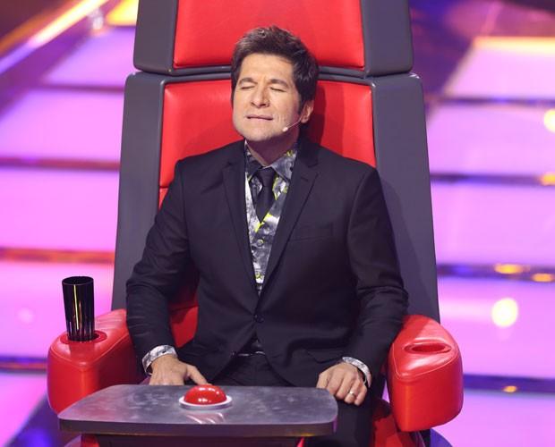 Daniel conhece o estilo sertanejo e se concentra nas vozes de Ricardo e Ronael (Foto: (Foto: Isabella Pinheiro/TV Globo)