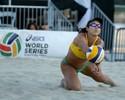 Três duplas brasileiras são eliminadas do Grand Slam de Long Beach, EUA