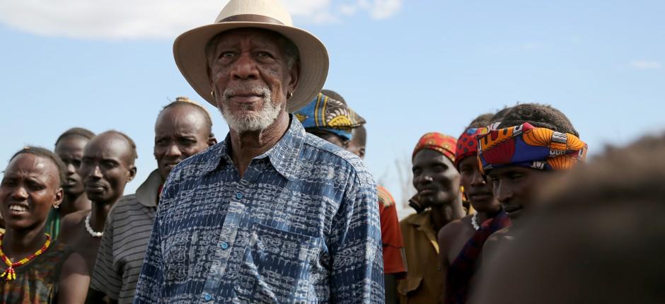 The Story of Us; Morgan Freeman (Foto: Divulgação)