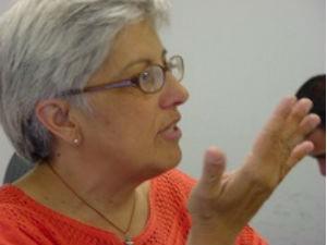 Jussara atuava como coordenadora e professora do curso de Artes da UFPR (Foto: Divulgação )