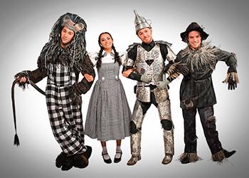 'Mágico de Oz' foi uma das inspirações (Foto: André Wanderley)