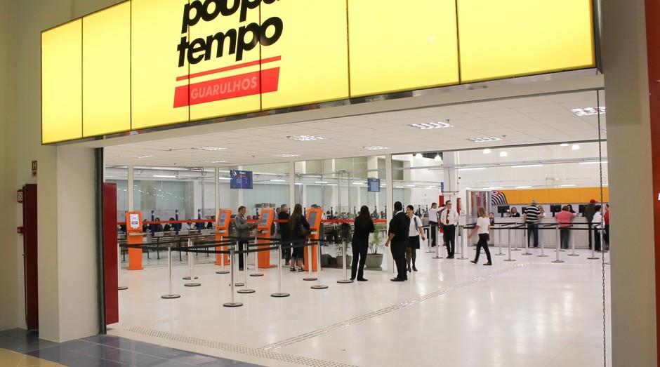 Poupatempo  (Foto: Divulgação)