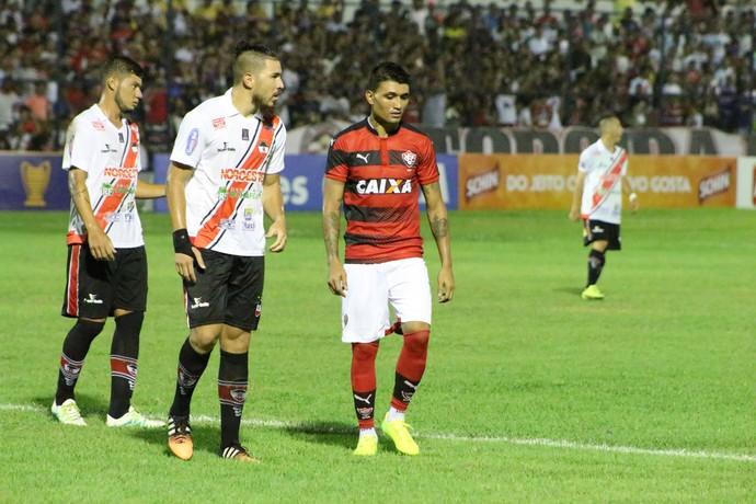 Gabriel e Oscar Brizuela River-PI (Foto: Renan Morais)