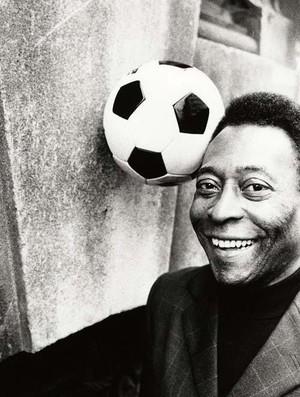 Pelé posta foto no twitter (Foto: Reprodução / Twitter)