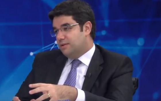 Gustavo Guedes, advogado de Michel Temer no TSE (Foto: Reprodução)