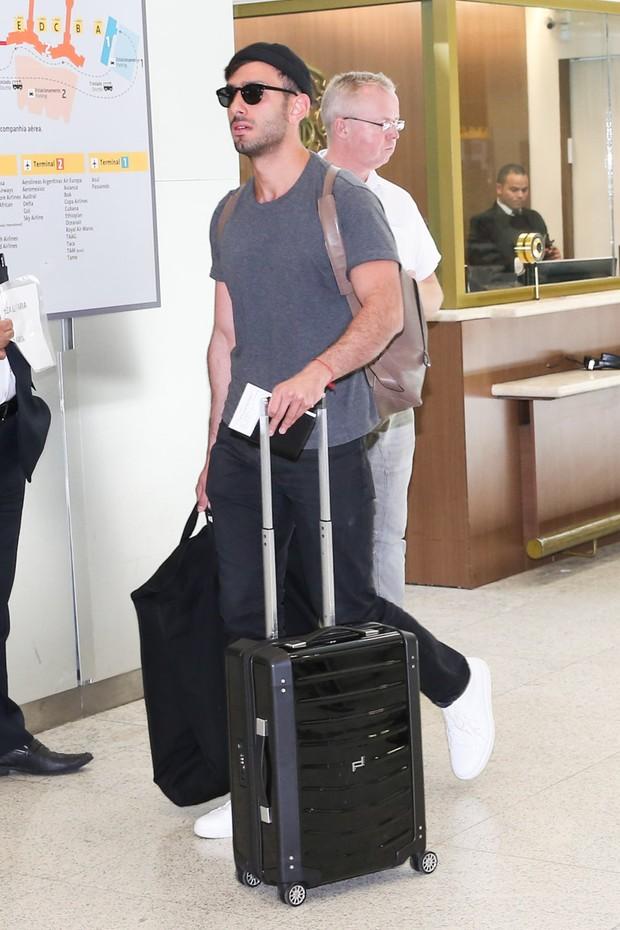 Novo Namorado de Ricky Martin (Foto: Manuela Scarpa/Brazil News)