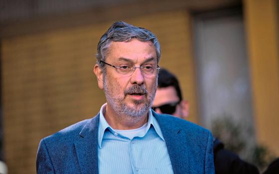 O ex- ministro Antonio Palocci  (Foto:  Suellen Lima/FramePhoto/Folhapress)